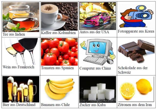 Bild 1.4 Produkte
