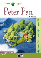 Graded Reader A1 Peter pan  (Black Cat)