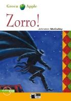 Graded Reader A1 Zorro  (Black Cat)