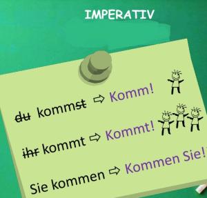 Grammatik Imperativ2