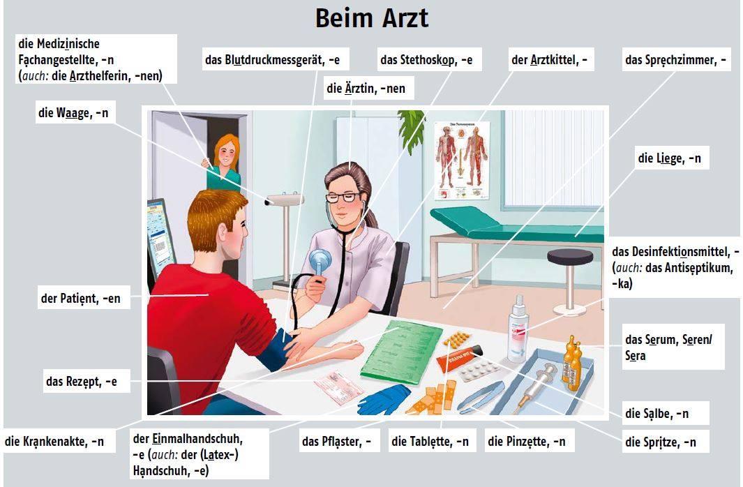 Wortschatz – เรียนภาษาเยอรมันออนไลน์กับเจ้าของภาษา