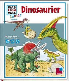 Lesen A2 Was Dinosaurier